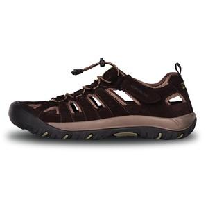 Sandals NORDBLANC Orbit TMH brown men, Nordblanc
