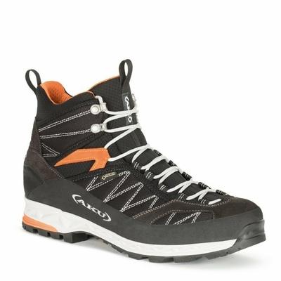 Men boots AKU Tengu Lite GTX black / orange, AKU