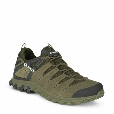 Men's AKU Alterra Lite GTX boots green/black, AKU