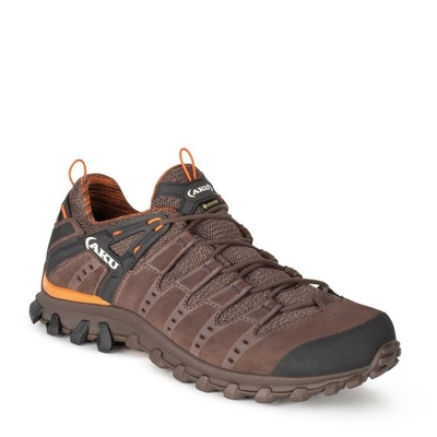 Men boots AKU Alterra Lite GTX brown / orange, AKU