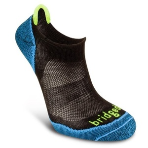 Socks Bridgedale CoolFusion Run Na-kd black/846, bridgedale