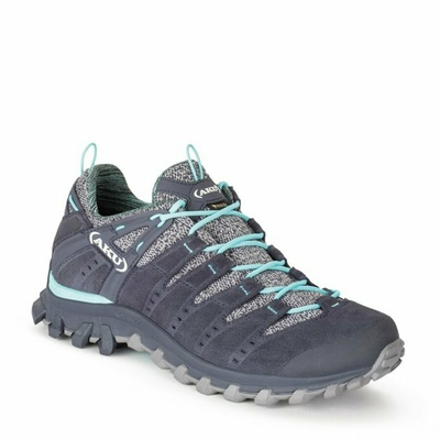 Women's AKU Alterra Lite GTX Women's Grey/Light Blue Botas, AKU