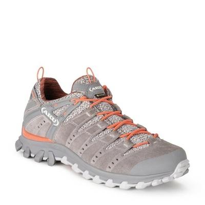 Shoes women AKU Alterra Lite GTX gray / tm. pink, AKU