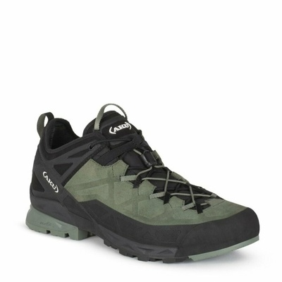 Men's shoes AKU Rock Dfs GTX green, AKU