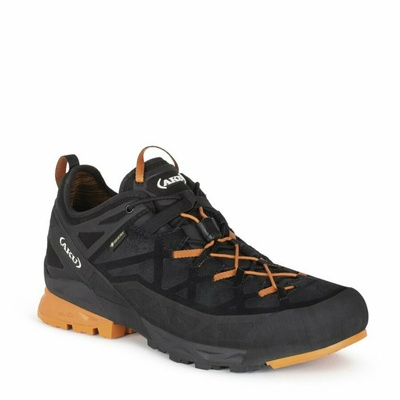 Men's shoes AKU Rock Dfs GTX black / orange, AKU