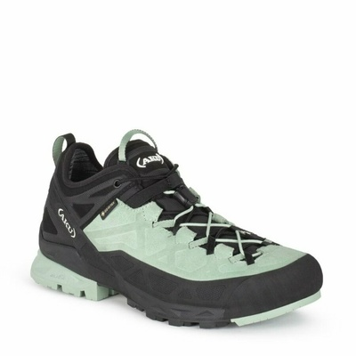 Women's shoes AKU Rock Dfs GTX jade, AKU
