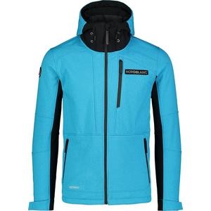 Men ski softshell jacket Nordblanc Struggle NBWSM7322_KLR, Nordblanc