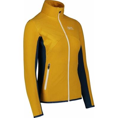 Women fleece lightweight hoodie Nordblanc Mist NBSFL7380_DUZ, Nordblanc