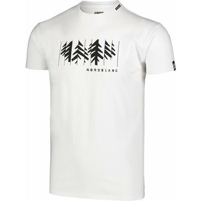 Men's cotton shirt Nordblanc DECONSTRUCTED gray NBSMT7398_SSM, Nordblanc
