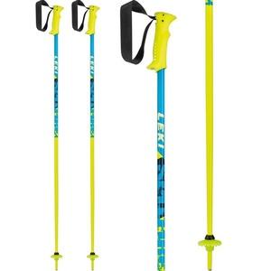 Downhill sticks Leki Spitfire Lite S neonyellow / blue / white 64965401, Leki