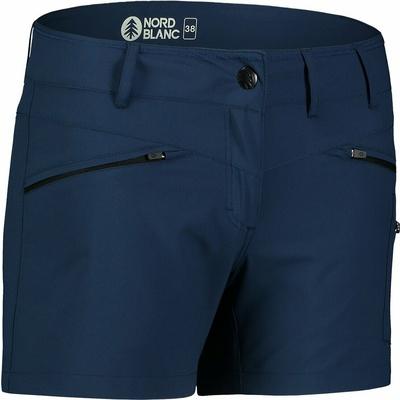 Women's lightweight outdoor shorts NORDBLANC Simplicity NBSPL7418_NOM, Nordblanc