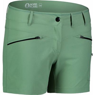 Women's lightweight outdoor shorts NORDBLANC Simplicity NBSPL7418_PAZ, Nordblanc