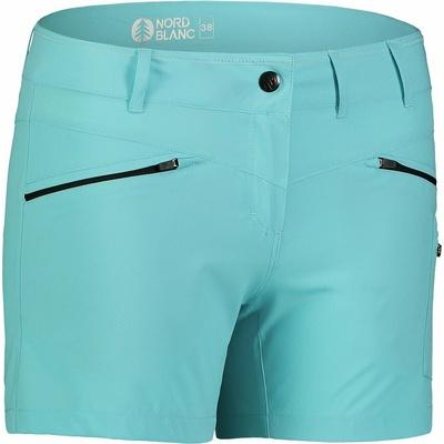 Women's lightweight outdoor shorts NORDBLANC Simplicity NBSPL7418_PLM, Nordblanc