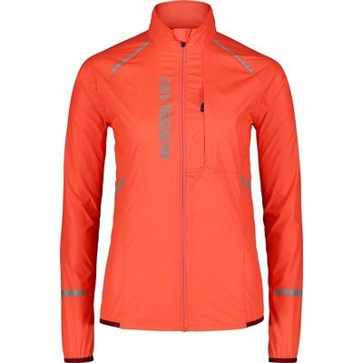 Women's ultralight cycling jacket Nordblanc Barrier NBSJL7427_OHK, Nordblanc