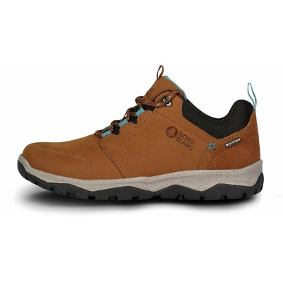 Women's leather outdoor boots Nordblanc Don NBSH7442_TAN, Nordblanc