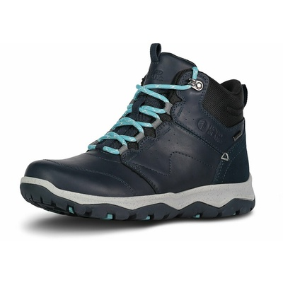 Women's leather outdoor boots Nordblanc  Prima dona NBSH7443_NVY, Nordblanc