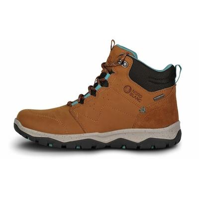 Women's leather outdoor boots Nordblanc  Prima dona NBSH7443_TAN, Nordblanc