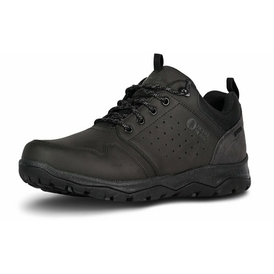 Men's leather outdoor boots Nordblanc Primo NBSH7444_BLK, Nordblanc