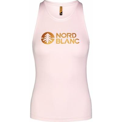 Women's fitness top Nordblanc Balm pink NBSLF7446_BRR, Nordblanc