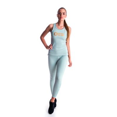 Women's fitness top Nordblanc Balm green NBSLF7446_JMZ, Nordblanc