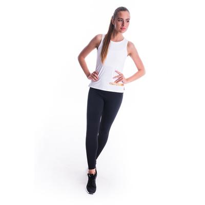 Women's fitness top Nordblanc Aero white NBSLF7447_BLA, Nordblanc