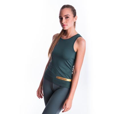 Women's fitness top Nordblanc Aero green NBSLF7447_TZE, Nordblanc