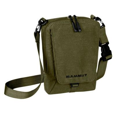 Shoulder bag Mammut Tasch Pouch Melange olive, Mammut