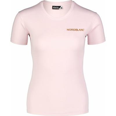 Women's functional t-shirt Nordblanc Training pink NBSLF7450_BRR, Nordblanc