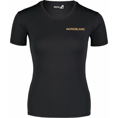 Women's functional t-shirt Nordblanc Training Black NBSLF7450_CRN, Nordblanc