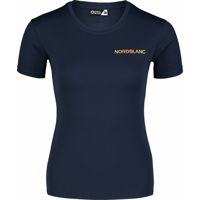 Women's functional t-shirt Nordblanc Training blue NBSLF7450_NMM, Nordblanc