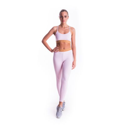 Women's fitness leggings Nordblanc Flexibility pink NBSPL7454_BRR, Nordblanc