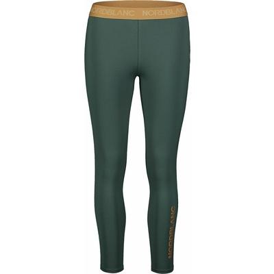 Women's fitness leggings Nordblanc Flexibility green NBSPL7454_TZE, Nordblanc