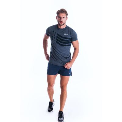 Men's T-Shirt Nordblanc Stronger blue NBSMF7457_SRM, Nordblanc