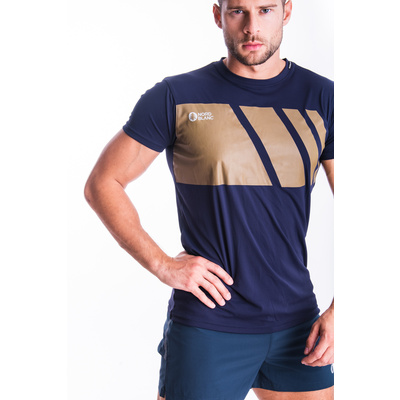 Men's T-Shirt Nordblanc Legacy tm. blue NBSMF7458_NMM, Nordblanc