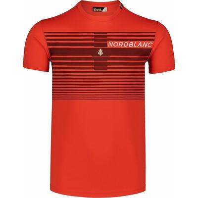 Men's T-Shirt Nordblanc Gradiant orange NBSMF7459_OIN, Nordblanc