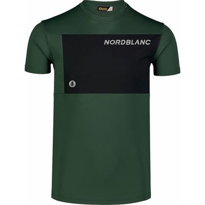Men's fitness t-shirt Nordblanc Grow black NBSMF7460_TZE, Nordblanc