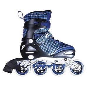 Roller skates Spokey BAFFIES blue, Spokey