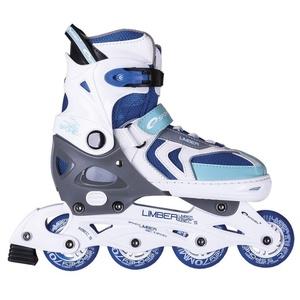 Roller skates Spokey LIMBER white, Spokey