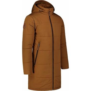 Men quilted coat Nordblanc Unity brown NBWJM7508_PUH, Nordblanc