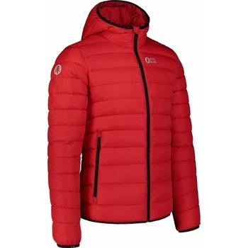 Men quilted jacket Nordblanc Mountaineer Red NBWJM7517_MOC, Nordblanc
