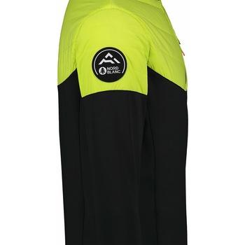 Men sport jacket Nordblanc Turtleneck green NBWJM7521_JSZ, Nordblanc