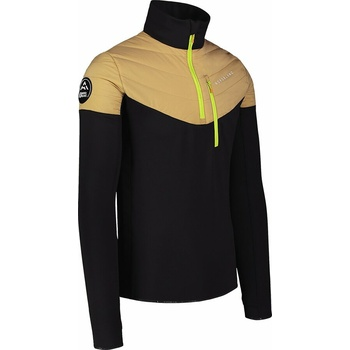Men sport jacket Nordblanc Turtleneck brown NBWJM7521_PSN, Nordblanc