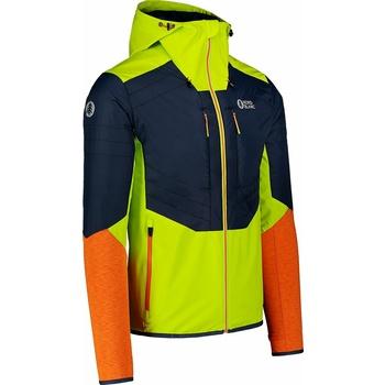 Men sport jacket Nordblanc Composition green/blue NBWJM7523_JSZ, Nordblanc