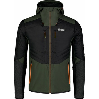 Men sport jacket Nordblanc Composition green NBWJM7523_MCZ, Nordblanc