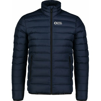 Men quilted jacket Nordblanc Highlander blue NBWJM7526_MOB, Nordblanc