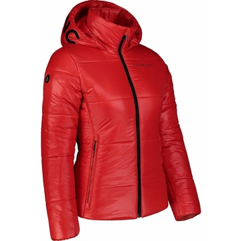 Women's quilted jacket Nordblanc Puff Red NBWJL7541_MOC, Nordblanc
