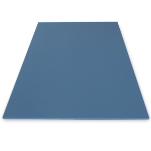Sleeping pad Yate AEROBIC 8mm dark blue B66, Yate