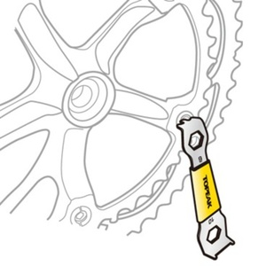 Key Topeak Chainring Nut Wrench TPS-SP11, Topeak