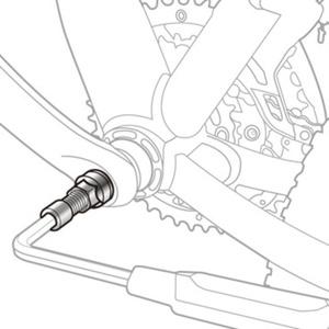 Puller klik Topeak Universal Crank Puller TPS-SP19, Topeak