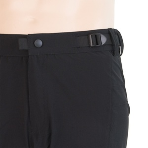 Men cycling pants Sensor Helium black / red 11102525, Sensor